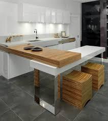 plan de travail pour cuisine les matériaux aménagement de cuisine