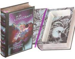 Hollow Book Safe HP Lovecraft The Complete Cthulhu