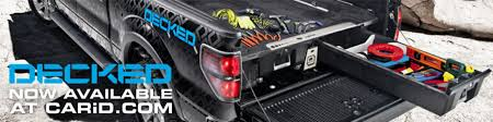 CARiD.com Announces Exclusive Online Availability Of Truck Bed ... 13 Nifty N New Products At Sema 2014 Motor Trend Help Us Test A Decked Truck Bed Storage System Page 7 Ford F150 Cooler Castrophotos Waterproof Box For Organizer Available 4wp And Abtl Auto Extras Ds3 851945005472 Ebay Drawer How I Built Out My Pickup Gearjunkie Decked Toyota Tacoma With Inbed