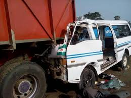Four Killed As Truck Hits Bus On Lagos-Ibadan Expressway - Premium ... Four Killed As Truck Hits Bus On Lagosibadan Expressway Premium Pepsi Crashes Into Fort Bend County Creek Abc13com Update One Dead After Tractor Trailer House In Carroll Truck Crash Chicago Best 2018 Woman Dies Crash Between Car I95 Cumberland Part Of Nb I69 Eaton Co Reopens 1 Critical Cdition Hwy 401 Near Dufferin The Poultry Reported Rockingham Cleveland His Got Stuck Then He Saw A Train Coming Sun Herald Louisa Man Gop Crozet