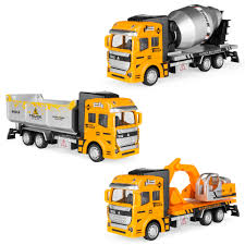 BestChoiceProducts: Best Choice Products 7.5in Set Of 3 Friction ... Big Daddy Super Mega Extra Large Tractor Trailer Car Collection Case Tonka Classic Steel Mighty Dump Truck Cstruction Toy Funrise Toughest Walmartcom Cat Trucks Where Do Diggers Sleep At Night Book Deluxe Set Jumbo Excavator Emerald Sports Games Buy Die Cast Crew Play Includes Amazoncom State Caterpillar Job Site Machines Toys Sets 5 Pieces Mini Vehicles Free Photo Cstruction Truck Toy Scoop Shovel Push Of 3 Frictionpowered Yellow Best Green Hazel Baby Kids Lego City Police Tow Trouble 60137