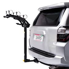 Bones Hitch 3-Bike Car Rack | Saris