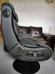 X Rocker Vibrating Gaming Chair by Gaming Chair X Rocker Elite Pro Ps4 Xbox One In Aberdeen