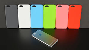 Apple iPhone 6 Silicone Case All Colors Review