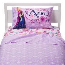 Frozen Girls Bedding Tar