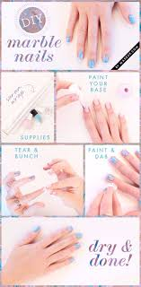 37 Quick But Awesome 5 Minute Nail Art Ideas | Marble Nails ... Nails Designs In Pink Cute For Women Inexpensive Nail Easy Step By Kids And Best 2018 Simple Cute Nail Designs Acrylic Paint Nerd Art For Nerds Purdy Watch Image Photo Album Black White Art At 2017 How To Your Diy New Design Ideas Uniqe Hand Fingernails Painted 25 Tutorials Ideas On Pinterest Nails Tutorial 27 Lazy Girl That Are Actually Flowers Anna Charlotta