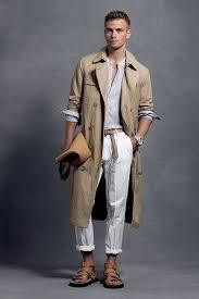 The Safari Look Mens Trend