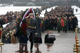 73rd anniversary of the liberation of leningrad photos and images