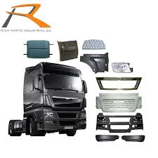 100 After Market Truck Parts For Man Tgx With High Quality Market Made In