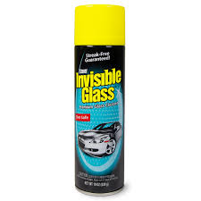 100 Evans Glass Cleaner Invisible Automotive 19 Oz Walmartcom