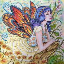 Fantasia NicholasFChandrawienata FantasiaColoringBook Nickfilbert Coloringbook Adultcoloringbook Coloring Colouring