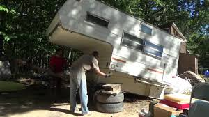 Mounting Fallen Truck Camper On Trailer Pt 2 - YouTube Lance 1172 Truck Camper Flagship Defined Storage And Stability Blog The Journey Of The Redneck Express Yeah Baby Electric Atwood Jacks Economy Acme Screw Replacement Jack Rv Parts Wooden Thing Ideas That Can Make Pickup Campe Adventurer Model 80rb Trailer Life 4500 Lb Tongue Ultrafab 38944045 Campervan Slide On Campers 80491 Corner Lift Wireless Rieco Titan 563324 Lifts 4 Pack