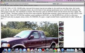 Craigslist Fort Smith Arkansas Used Cars - Popular For Sale By Owner ...