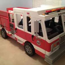The 11 Best Truck Beds For Kids For Fire Engine Bunk Beds 2018 ... Bed System Midsize Decked Storage Truck Bed And Breakfast Duluth 13 Cool Pieces Of Kids Fniture On Etsy Rooms Nurseries Turbocharged Twin Step2 Fire Bunk Beds Funny Can You Build A Boys Buy A Custom Semitractor Frame Handcrafted Yamsixteen Attractive Platform Diy About Pinterest The 11 Best For Rooms New Timykids