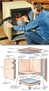 Dust Collector Floor Sweep by Best 25 Dust Collection Ideas On Pinterest Woodworking Shop