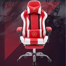 Red And White With Footrest Multi Function Fashion Home ... Forget Standing Desks Are You Ready To Lie Down And Work Ekolsund Recliner Gunnared Dark Grey Buy Now Artiss Massage Office Chair Gaming Computer Chairs Khaki Executive Adjustable Recling With Incremental Footrest 1000 Images About Fniture On Pinterest Best In 20 The Gadget Reviews Amazoncom Chairsoffce Offce 7 With 2019 Review 10 1 Model Desk Lafer Josh Offex Ofbt70172whgg High Back Leather White