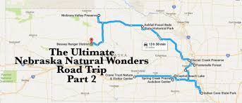 Ashfall Fossil Beds State Historical Park by The Ultimate Eastern Nebraska Natural Wonders Road Trip