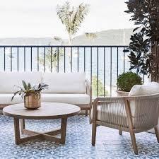 100 Coco Republic St Joseph Outdoor Lounge Chair
