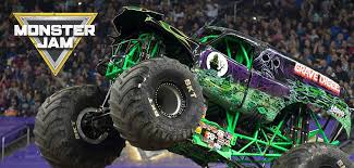 Monster Truck Jam Is This Weekend, See The Trucks Up Close Starting ...
