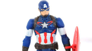 Avengers Age Of Ultron All Star CAPTAIN AMERICA Review