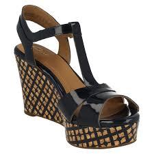 ladies clarks wedge sandals u0027amelia roma u0027 ebay