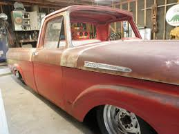 1962 Ford Unibody- Short Bed- Texas Truck | The H.A.M.B.