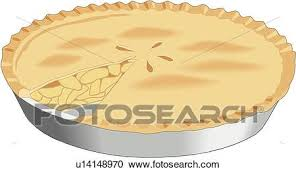 Clipart Apple Pie Fotosearch Search Clip Art Illustration Murals Drawings and