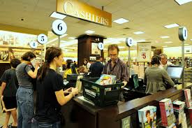 Why Barnes & Noble Can't Get Rid Of The Nook - Business Insider Forest Hills Barnes Noble Faces Final Chapter Crains New York Yale Bookstore A College Store The Shops At Why Is Getting Into Beauty Racked Nobles Restaurant Serves 26 Entrees Eater Amazon Is Opening Its First Bookstore Todayin Mall Where The Art Of Floating Kristin Bair Okeeffe Blog Ohio State University First Look Mplsstpaul Magazine Beats Expectations With 63 Percent Q4 Profit Rise Martin Roberts Design Empty Shelves Patrons Lament Demise Of Bay Terrace Careers