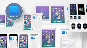 iOS 11 App Icon Template