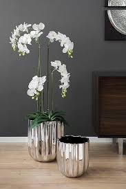 fink dekovase tulip handarbeit dekorativer blumentopf kaufen otto
