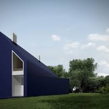 100 Todd Saunders Architect An Angular House With A Protruding Wall By MOOMOO S IGNANT