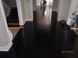 Doug Fir Flooring Denver by Dark Stained Oak Flooring 10500 E 54th Ave U2022 Denver Co 80239