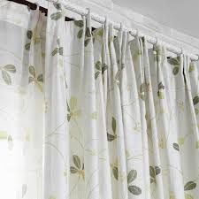 Country Style Living Room Curtains floral country style living room curtains