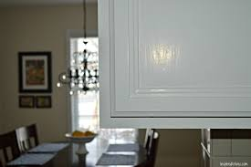 How To Paint Oak Cabinets White Without Grain Showing