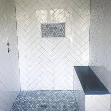 Grey Tiles With Grey Grout by Best 25 Grey Grout Ideas On Pinterest Subway Tile White Subway