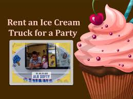 100 Ice Cream Truck Party Calamo Rent An For A