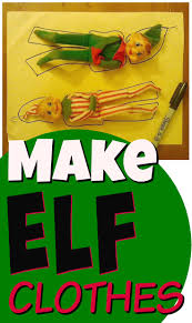 elf on the shelf clothes ideas kids creative chaos