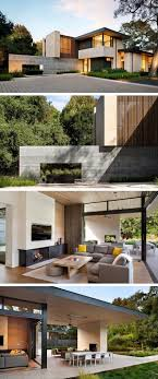 100 California Contemporary Homes Atherton Avenue Residence By Arcanum Architecture In Atherton