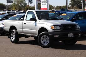 Used 2003 Toyota Tacoma PreRunner In Sacramento, CA - Maita Toyota ... Home Four Wheel Campers Low Profile Light Weight Popup Truck Racks For Trucks Sale Sacramento Ladder Rack Rental Acura Used Cars Pickup Lawrence Frias Auto Sales Llc Ca R J Honda Dealer Auburn New Certified Preowned Car Hours And Location Center Performance Chevy 2018 Toyota Camry Hybrid Leasing In Maita Chevrolet Silverado 1500 For Sale Near John L 1996 Ford F150 Xlt Stkr8345 Augator Craigslist January 2013 Youtube Thrifty Buy Research Inventory
