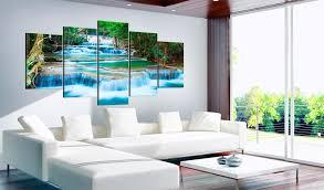 modernes wandbild 030212 101 200x100 5 teilig bilder fotografie auf vlies leinwand foto bild dekoration wand bilder kunstdruck landschaft natur