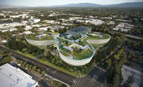 Not Another Box Design for Apple Campus