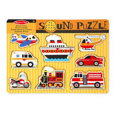 Melissa & Doug Vehicles Sound Puzzle - Wooden Peg Puzzle With ... Amazoncom Melissa Doug Fire Truck Wooden Chunky Puzzle 18 Pcs First Grade Garden Health Explore Tubs Safety Alphabet Puzzle Educational Toy By Knot Toys Notonthehighstreetcom Small 4 Piece Vehicle Travel With Easy Builderdepot Buy Vehicles Online At Low Prices In India Amazonin Floor Kids Cars And Trucks Puzzles Transporter Others Creative Educational Aids 0770 5 And New Mercari Buy Sell Antique San Francisco Jigsaw Of The Game Emergency Cartoon Youtube