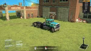 100 Ford Truck Games LTL9000 Spintires MudRunner Mod