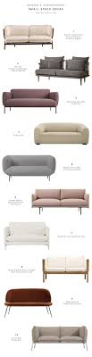 100 Best Contemporary Sofas Apartment And Loveseats Lovely The For Small