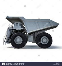 100 Side Dump Truck Cut Out Stock Images Pictures Alamy