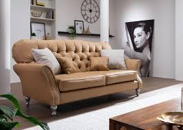sofa 210x95x98 hellbraun jersey 162