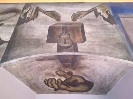 Jose Clemente Orozco Murales Con Significado by Alcancía De Jóse Clemente Orozco Vida De Peatón