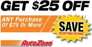 AutoZone $25 Off $75 Purchase (Printable Coupon) - Al.com Autozone Sale Offers 20 Off Coupon Battery Coupons Autozone Avis Rental Car Discounts Autozone Black Friday Ads Deal Doorbusters 2018 Couponshy Coupons For O3 Restaurant San Francisco Coupon In Store Wcco Ding Out Deals More Money Instant Win Games Win Prizes Cash Prize Car Id Code 10 Retail Roundup Travel Codes Promo Deals On Couponsfavcom 70 Off Amazon Code Aug 2122 January 2019 Choices