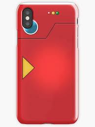 Pokemon Go Pokedex phone case