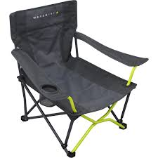 Picnic Time Reclining Camp Chair by Wanderer Event Quad Fold Chair Bcf Australia